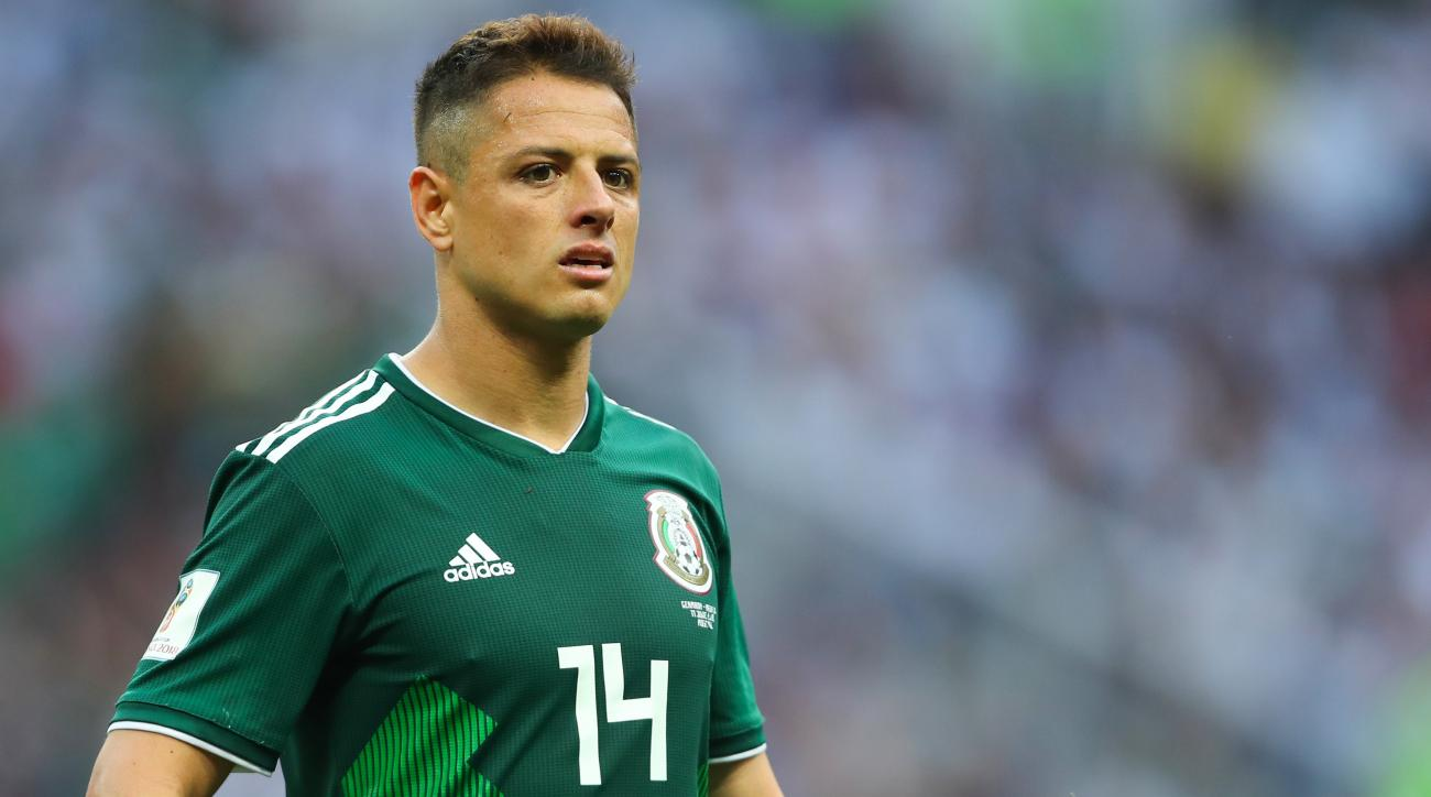 Chicharito Urges Mexican Fans to Stop Using Homophobic Chant at World Cup f29f72d8e
