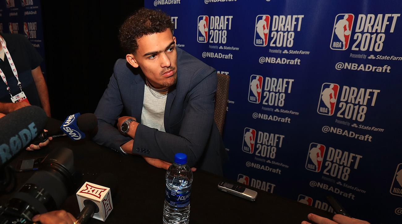 2018 NBA Draft - Media Availability