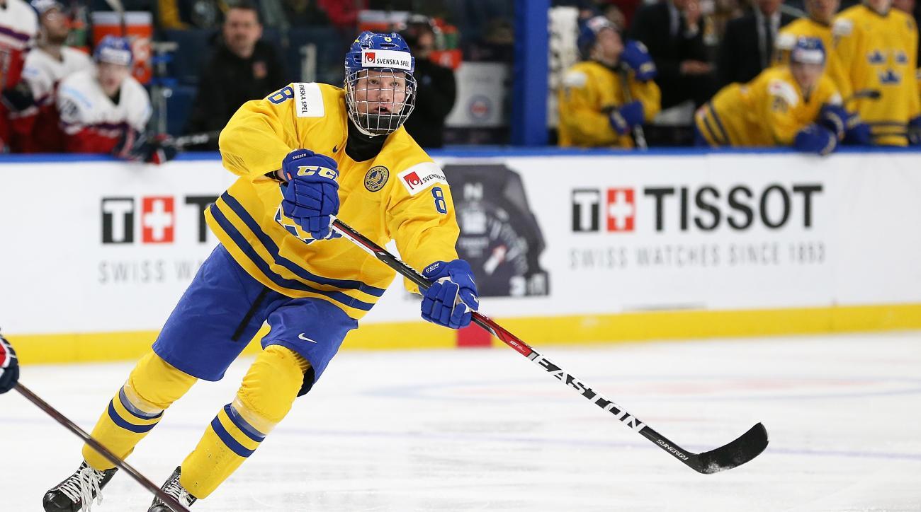 Sweden v Czech Republic - 2018 IIHF World Junior Championship