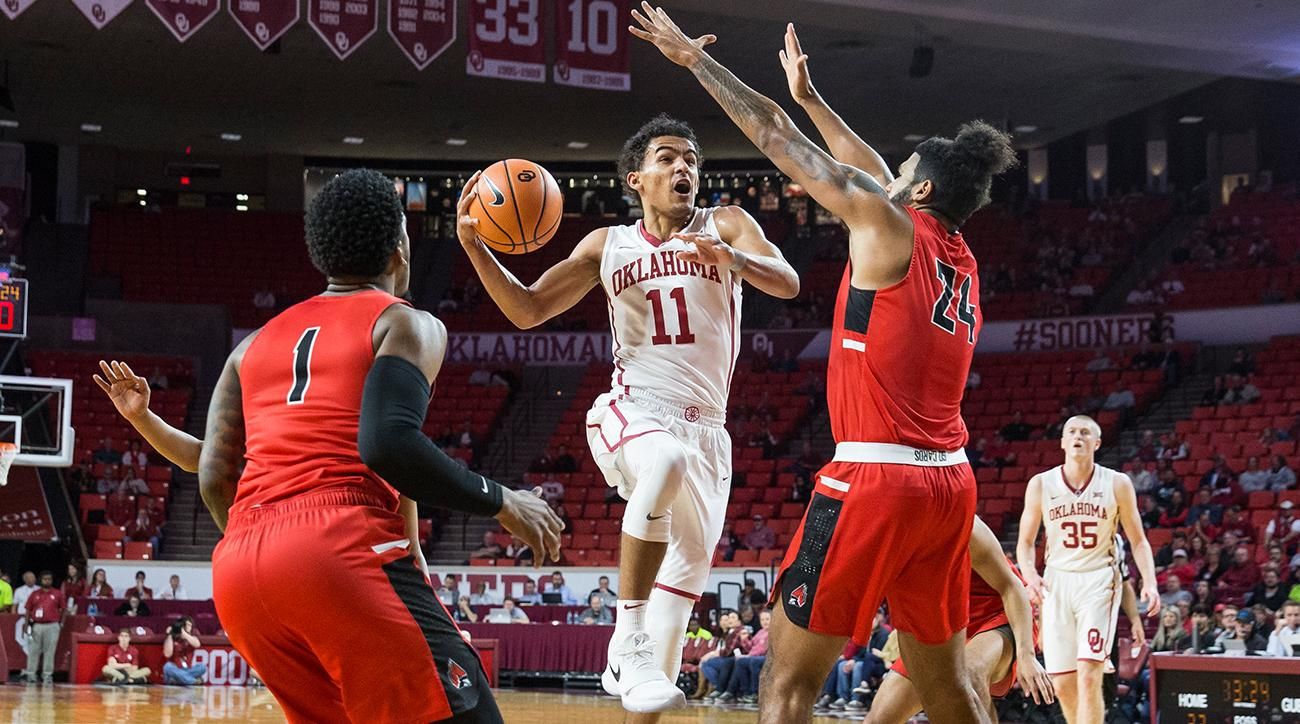 NBA Draft  Hawks  Trae Young faces plenty of pressure  cc694be5c