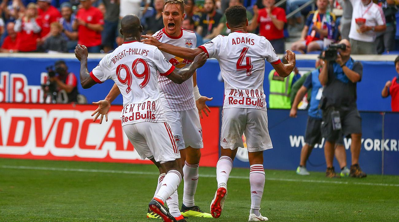 SOCCER: JUN 23 MLS - FC Dallas at NY Red Bulls
