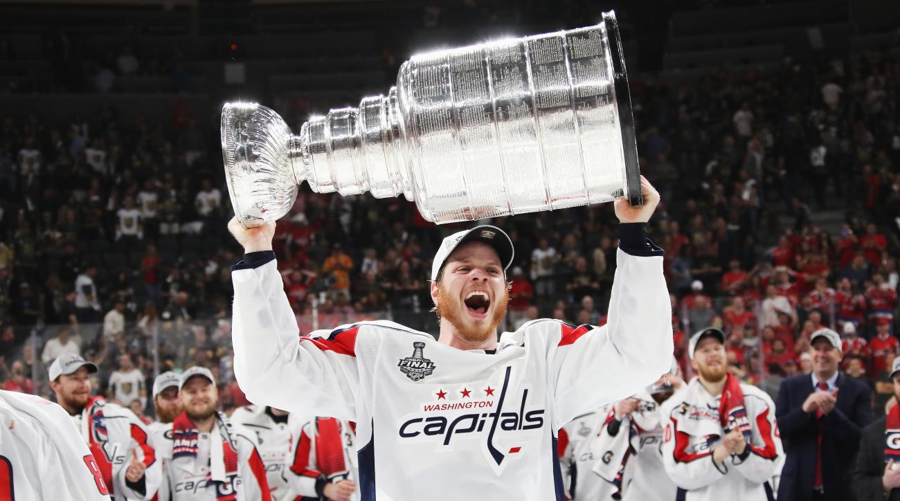 2018 NHL Stanley Cup Final - Game Five