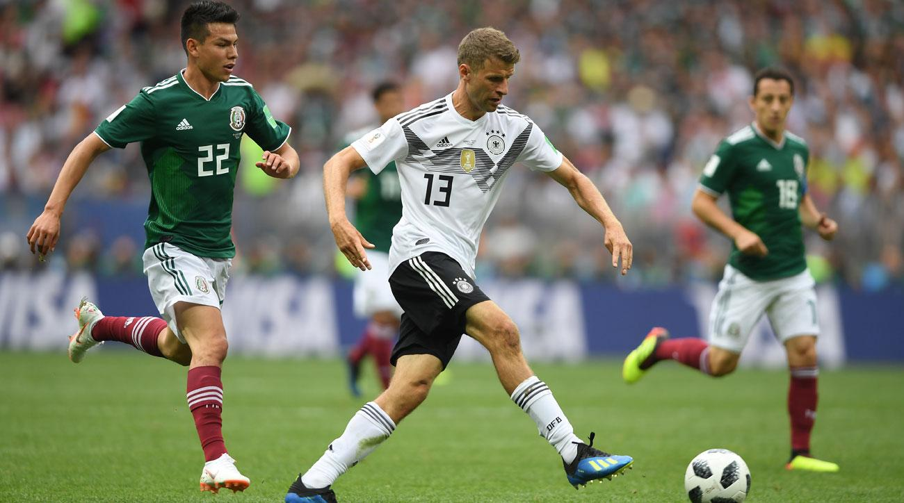 Germany and Mexico can both get out of their World Cup group