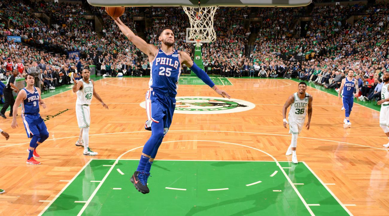 Who Won Nba Rookie Of The Year Sixers Pg Ben Simmons Wins Award