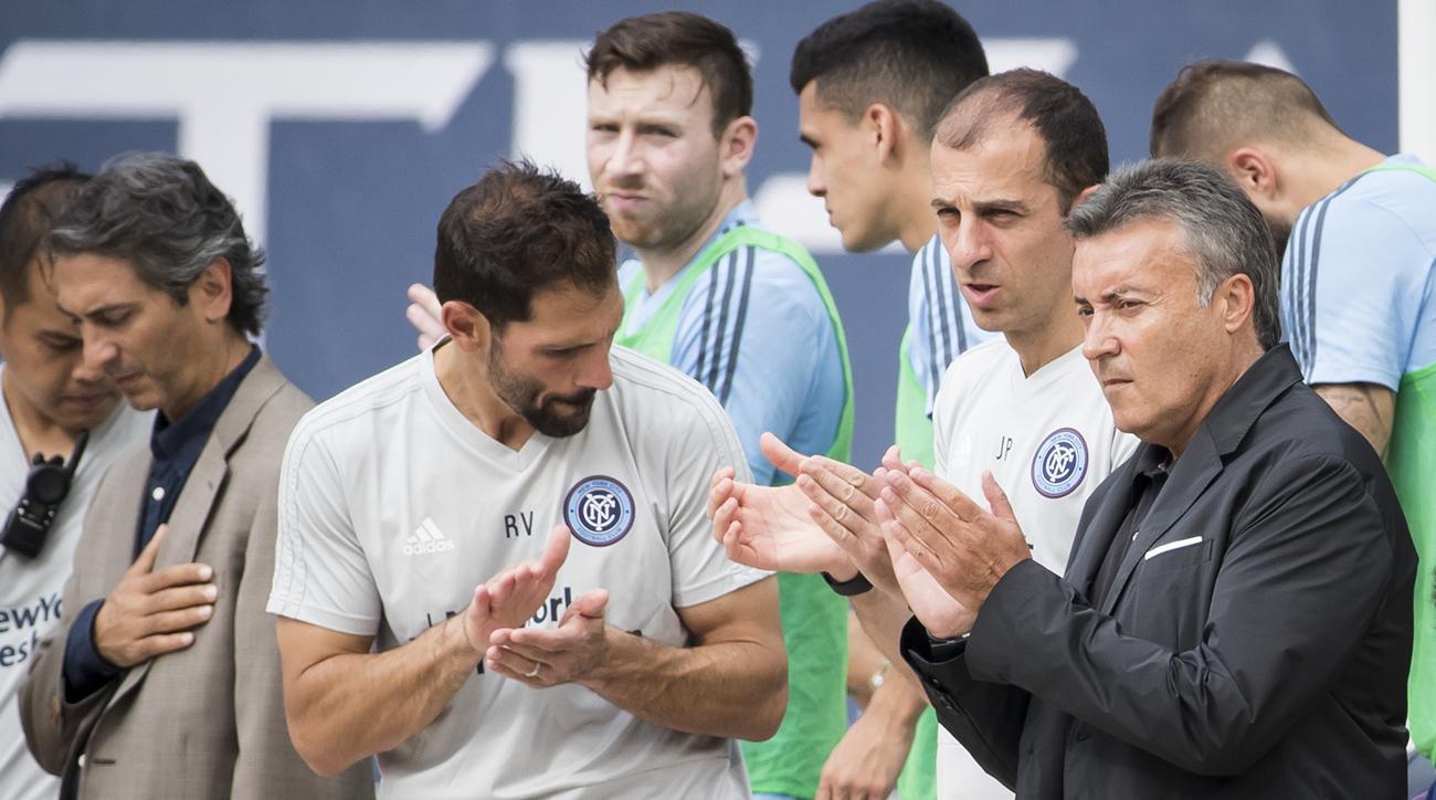 New York City FC v Toronto FC - MLS