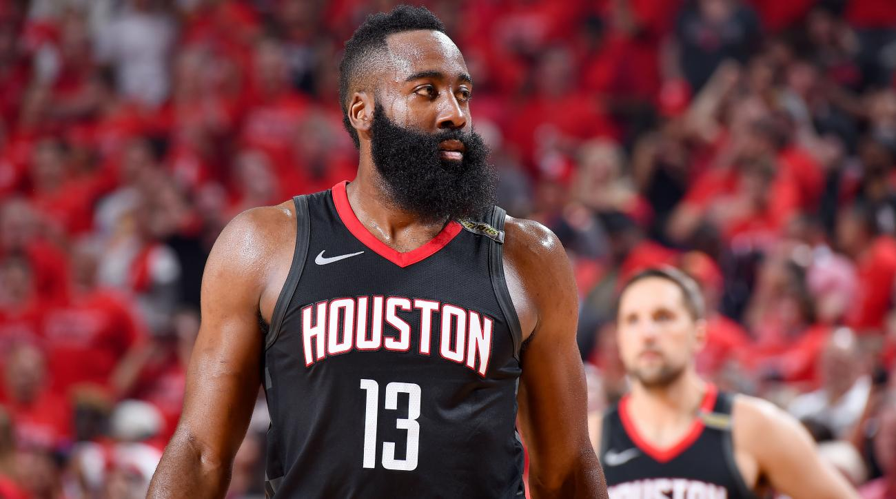 NBA Awards: James Harden Reflects on Steady Climb to First ...