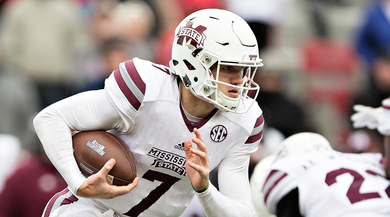 Nick Fitzgerald Injury >> College football futures: Best bets to win Heisman Trophy | SI.com