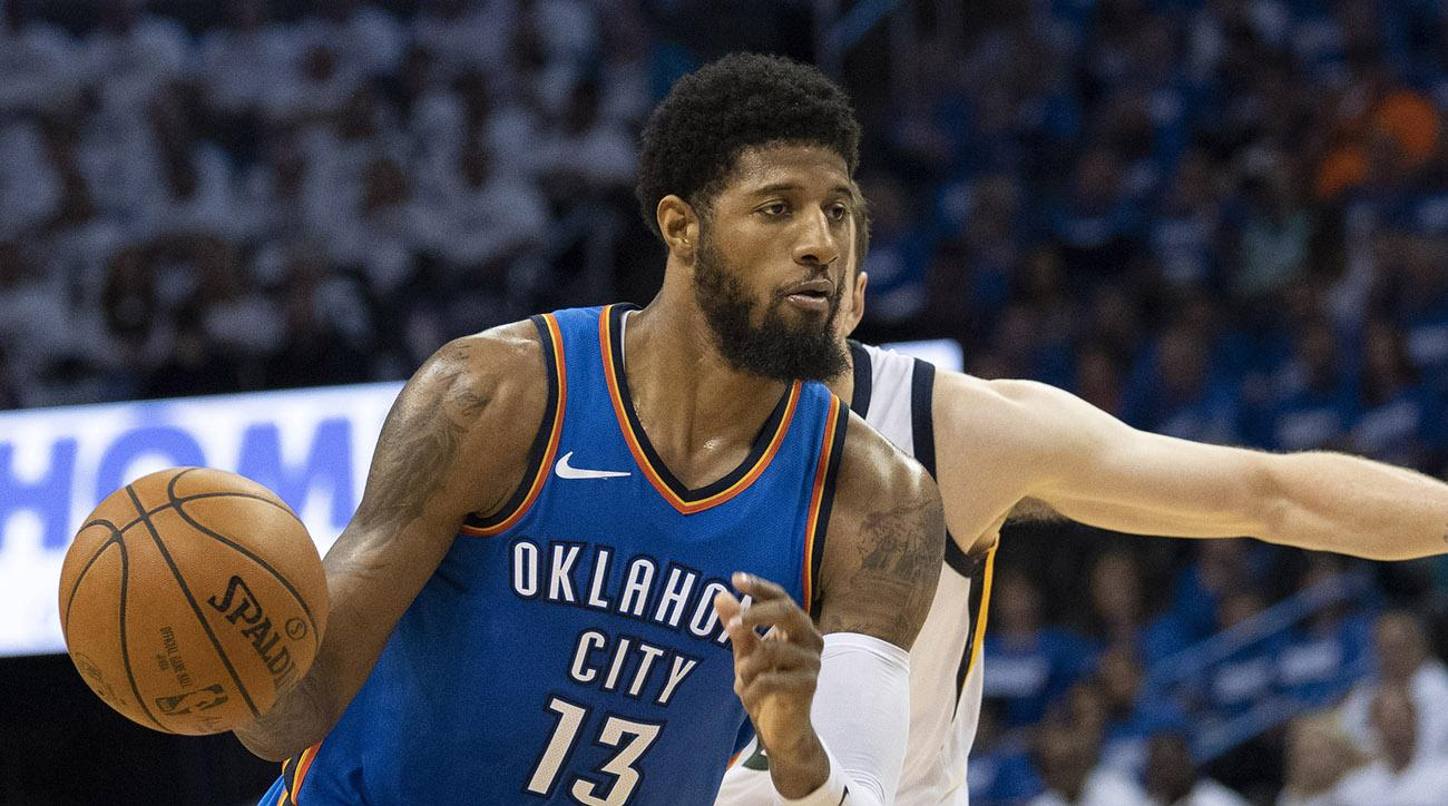 0f2085369 Paul George free agency  Readover transcript leaked
