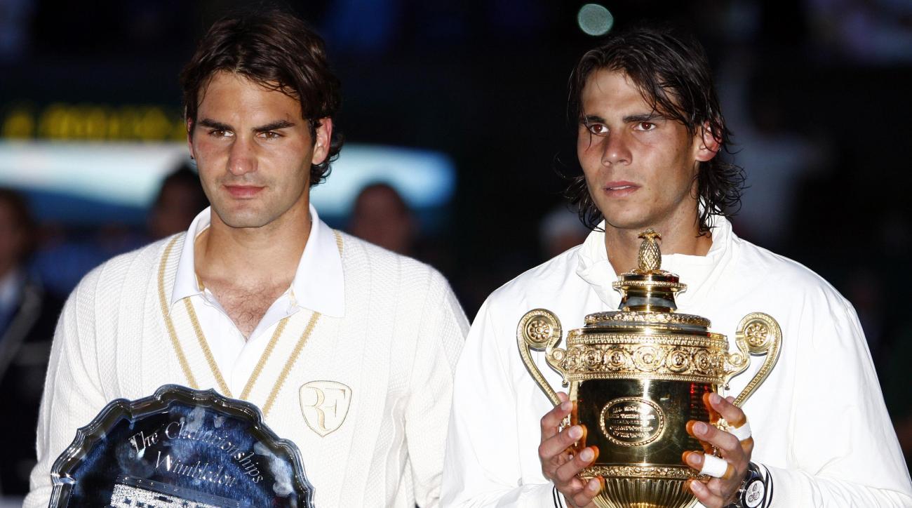 Strokes of Genius Nadal Federer Documentary Tennis Channel WImbledon 20018 final