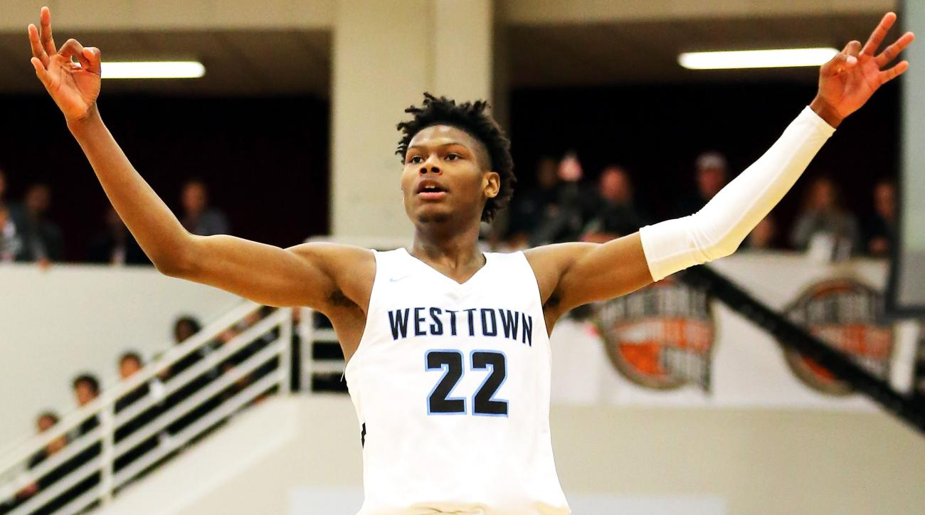 NBA Draft 2019: R J  Barrett, Cameron Reddish Headline Top