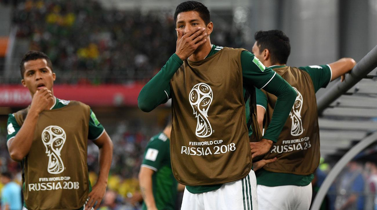 4b841a45909 Mexico 0, Sweden 3: El Tri World Cup saved by South Korea (VIDEO) | SI.com