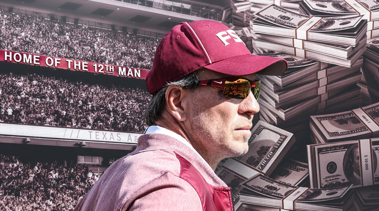 Jimbo Fisher's contract, Texas A&M's national title dreams