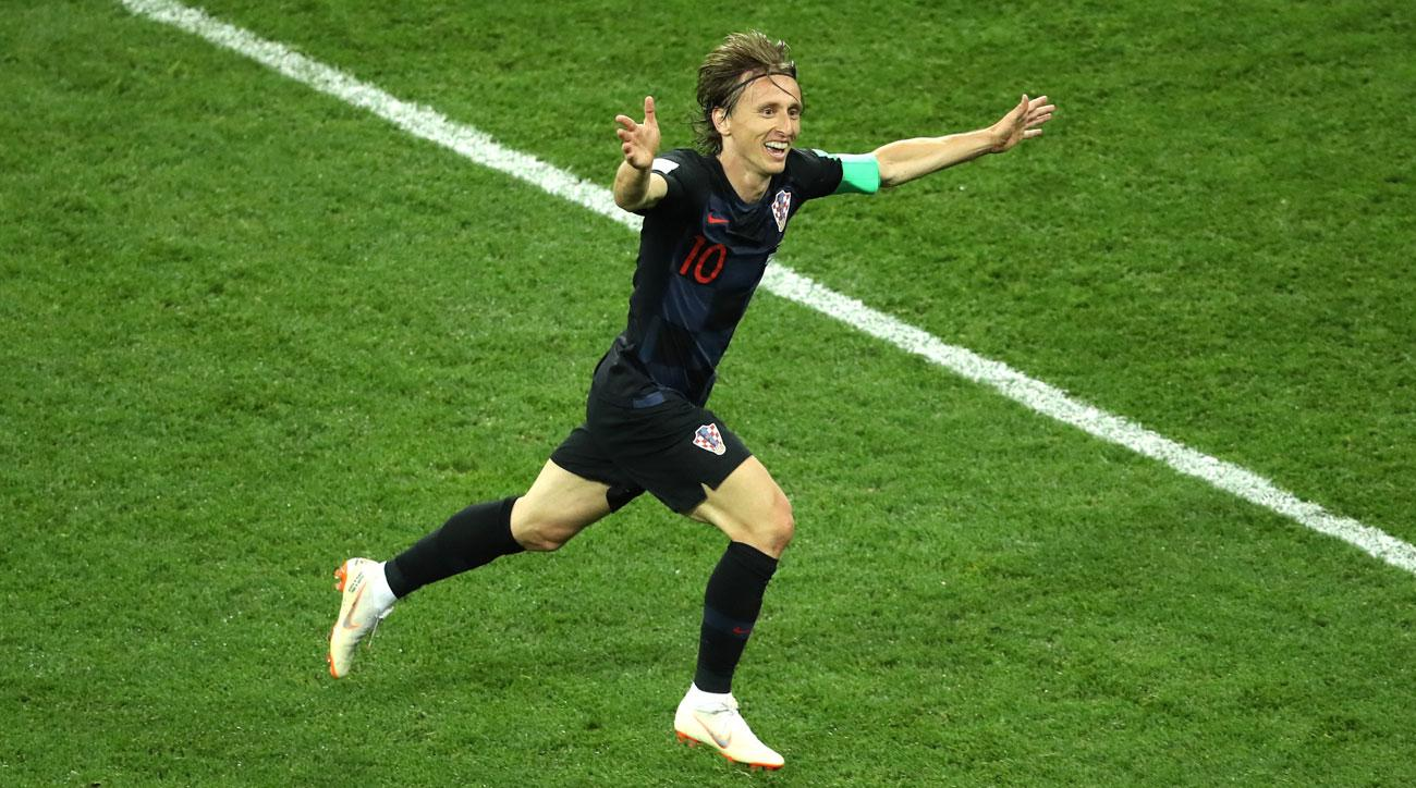 World Cup: Best player of the group stage - Modric or