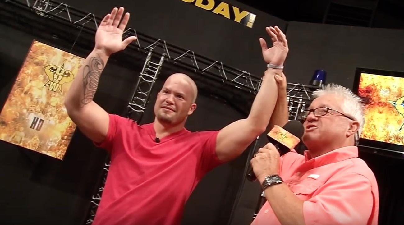 WWE, Tough Enough, Matt Cappotelli Dies, Matt Cappotelli