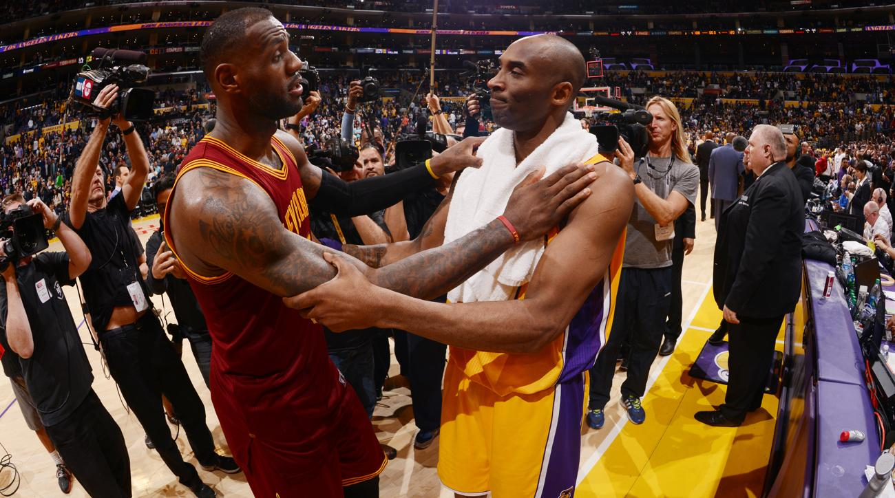 efb0d15e59e Kobe Bryant loves LeBron's decision to sign with Lakers | SI.com