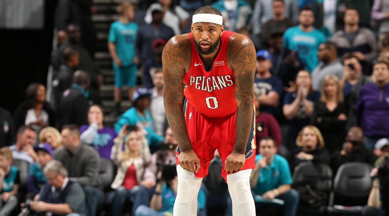 21673d9bb DeMarcus Cousins agrees to deal with Golden State Warriors