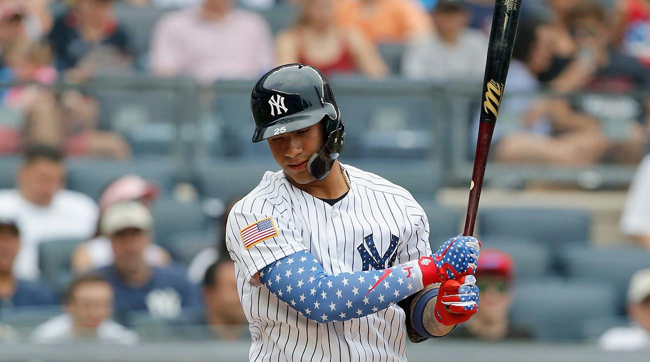 outlet store b561b db880 Gleyber Torres injury updates: Yankees place 2B on 10-day DL ...
