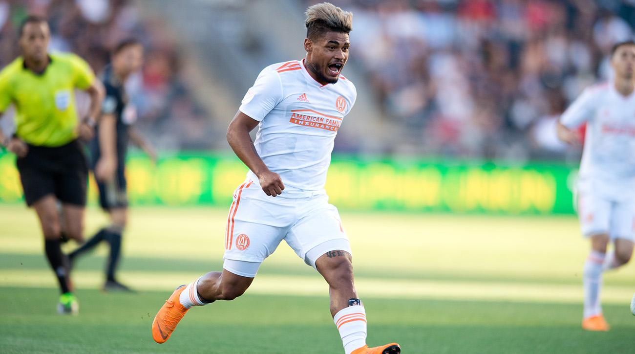 SOCCER: JUL 07 MLS - Atlanta United FC at Philadelphia Union