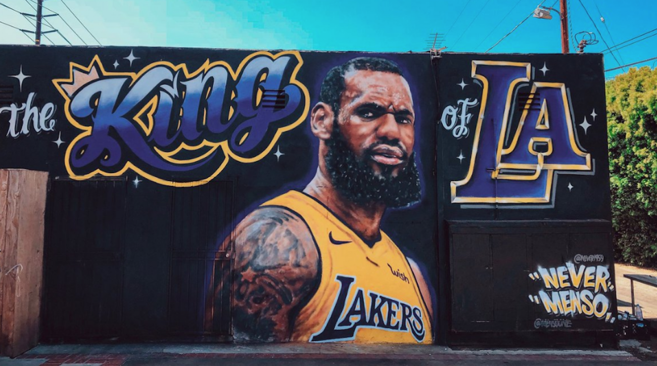 Image result for lebron james portrait drawing city