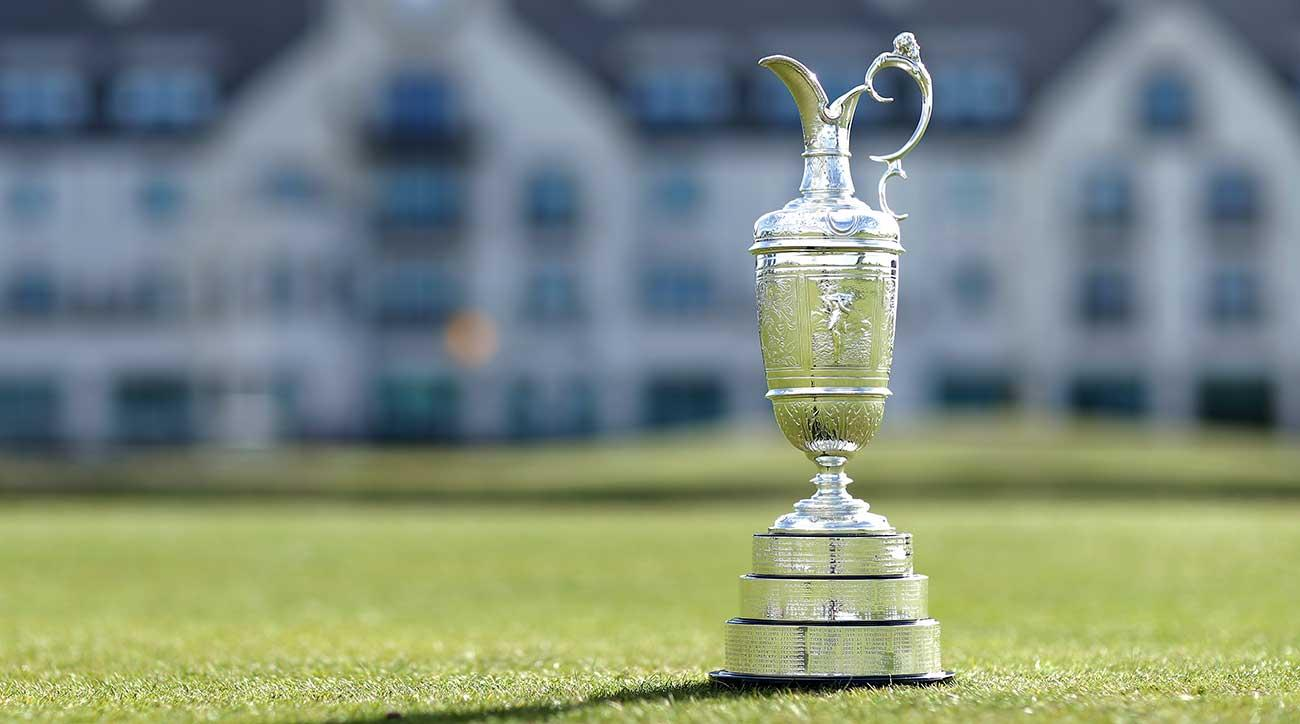 British Open claret jug