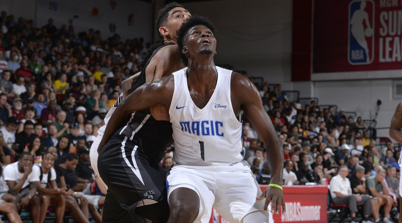 2018 Las Vegas Summer League - Brooklyn Nets v Orlando Magic