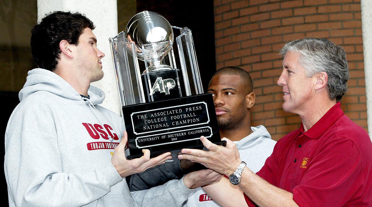 USC Pete Carroll