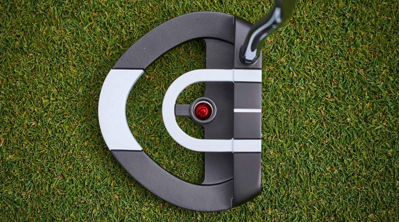 The new Odyssey Red Ball putter