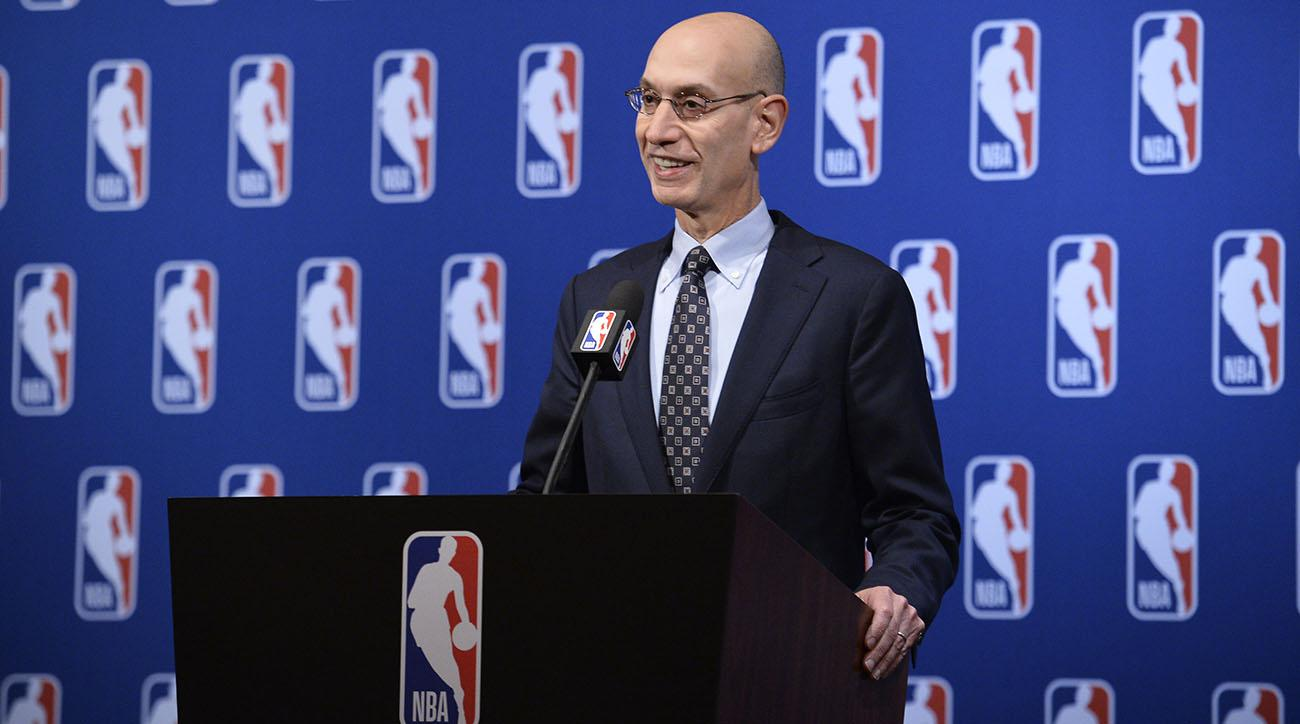 Two Years After Durant's Decision, Adam Silver Changes Tune on Superteam Warriors