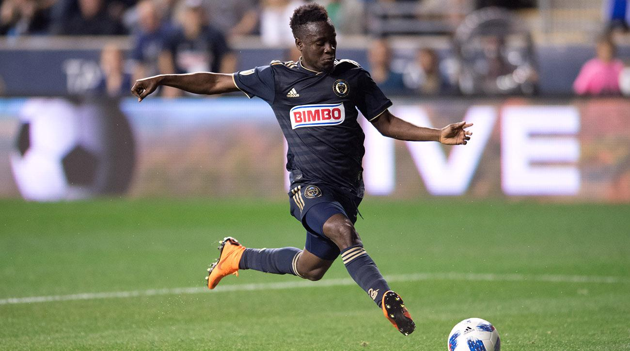 SOCCER: APR 13 MLS - Orlando City SC at Philadelphia Union
