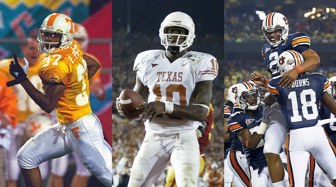 Texas Vince Young