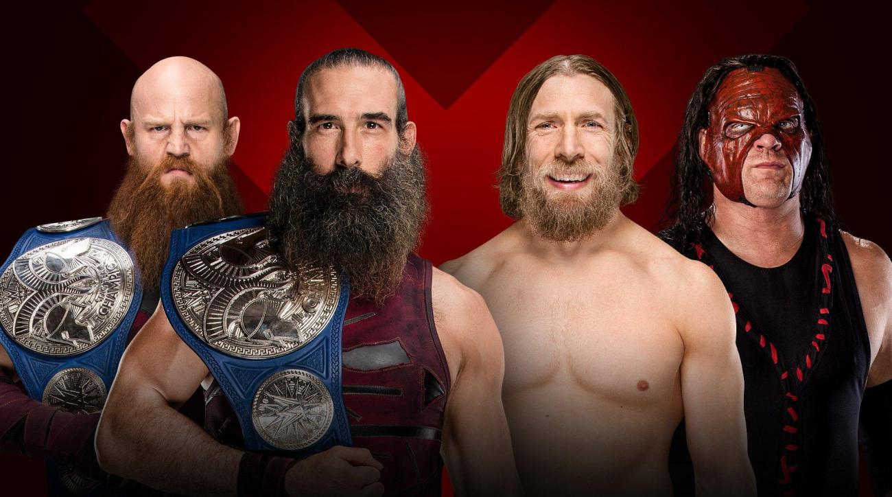 Wwe Extreme Rules 2018 Match Card Start Time Location Predictions Si Com