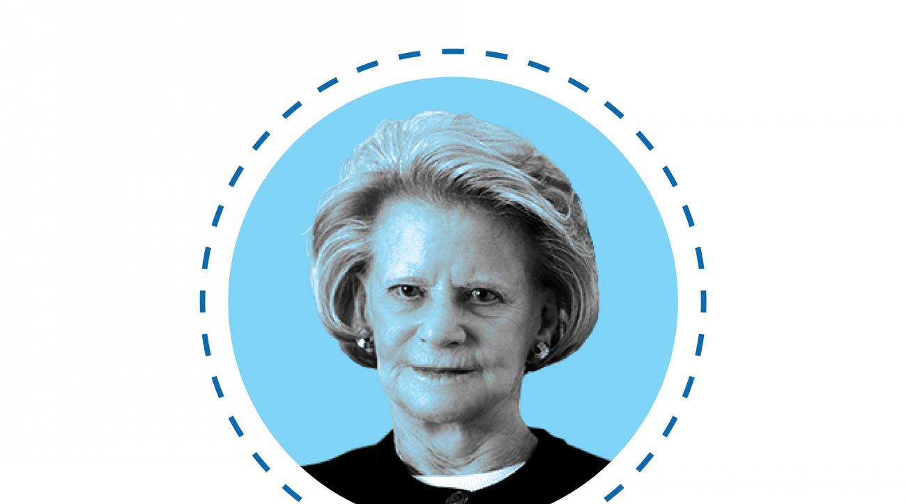Detroit Lions Owner: Martha Firestone Ford net worth, political donations