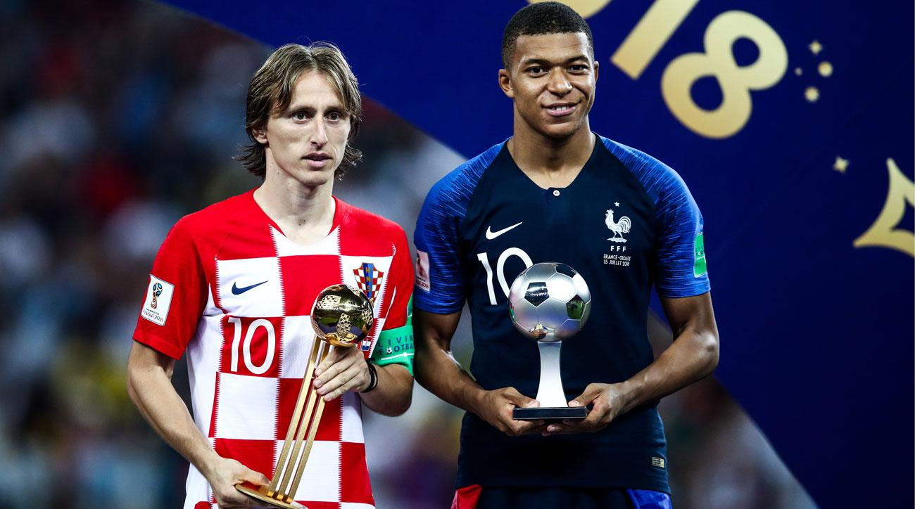 2256b8f96 World Cup 2018 Best XI  France s Champions Lead the Top Players in Russia