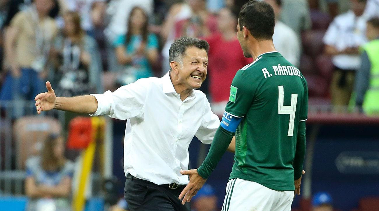 Juan Carlos Osorio is out as Mexico's manager