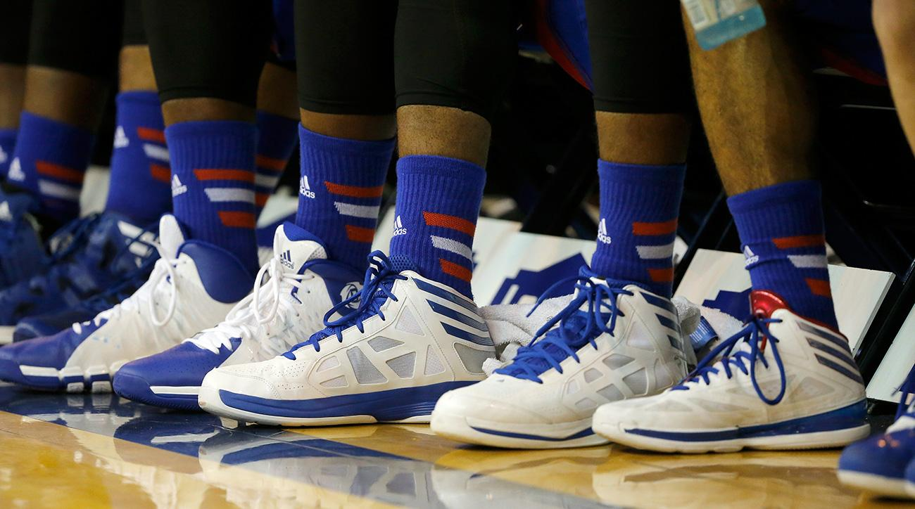 release date: 52c74 b71ab Subpoenas Received by Kansas Underscore Level of Scrutiny on Adidas in Probe
