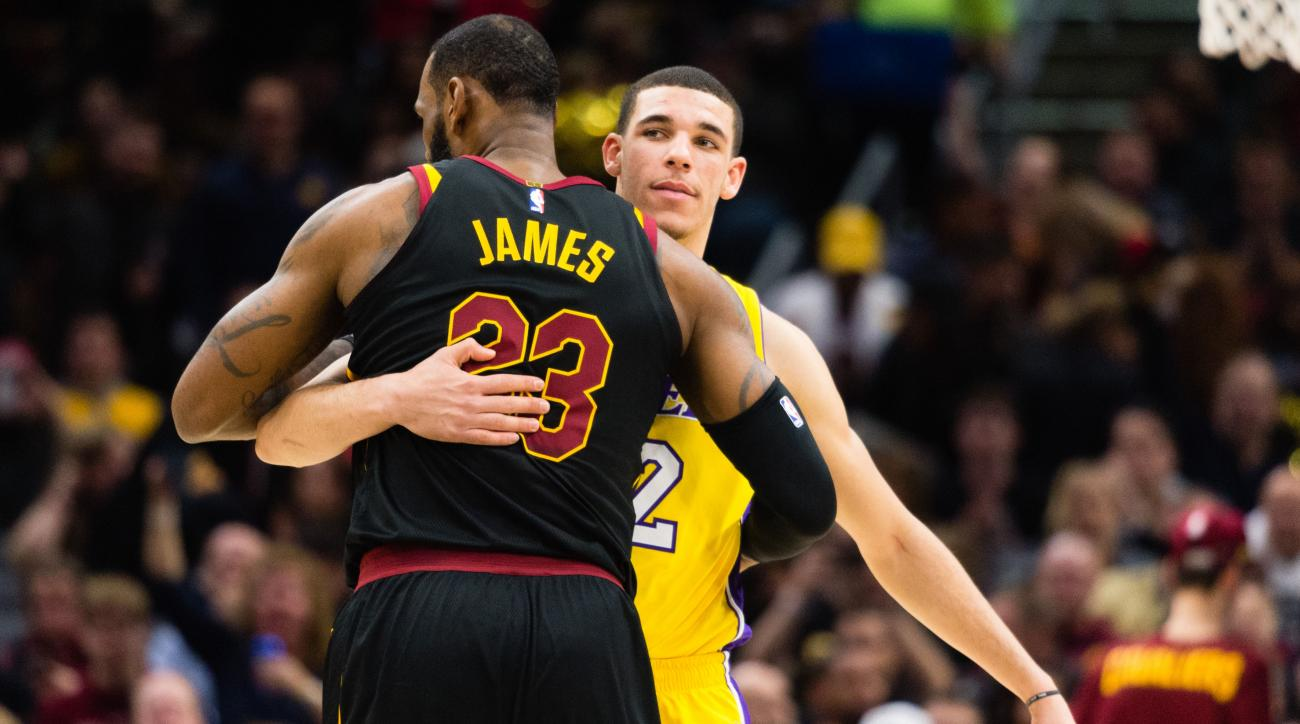 a2f4b78ac32 Playing Small Ball Looks to Be the Lakers  Best Option