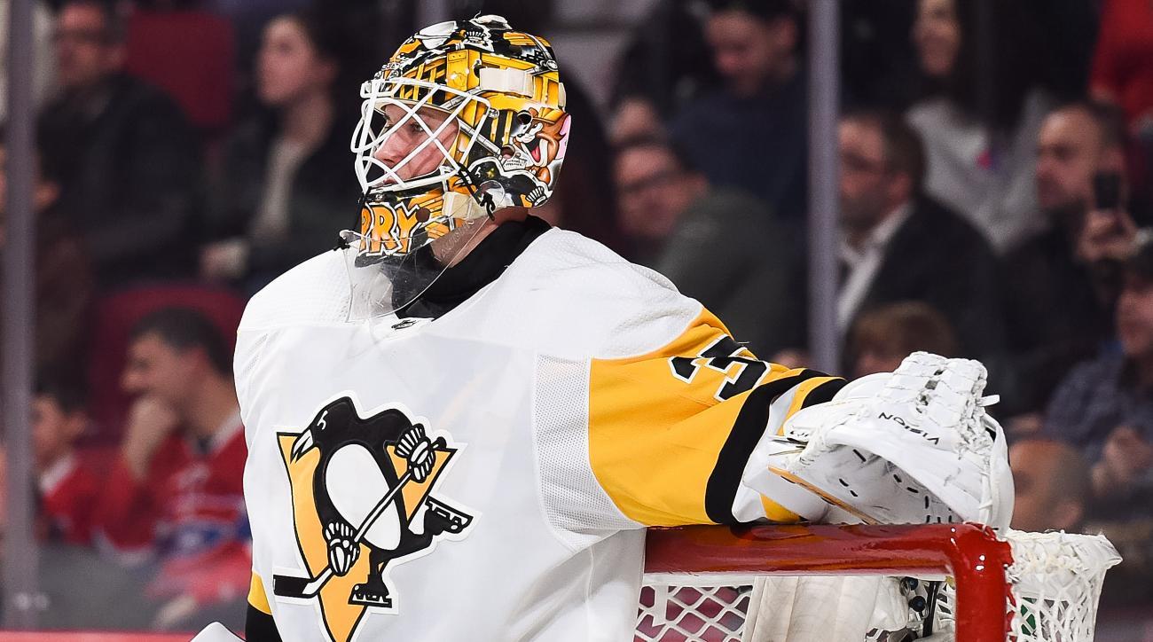 NHL: MAR 15 Penguins at Canadiens