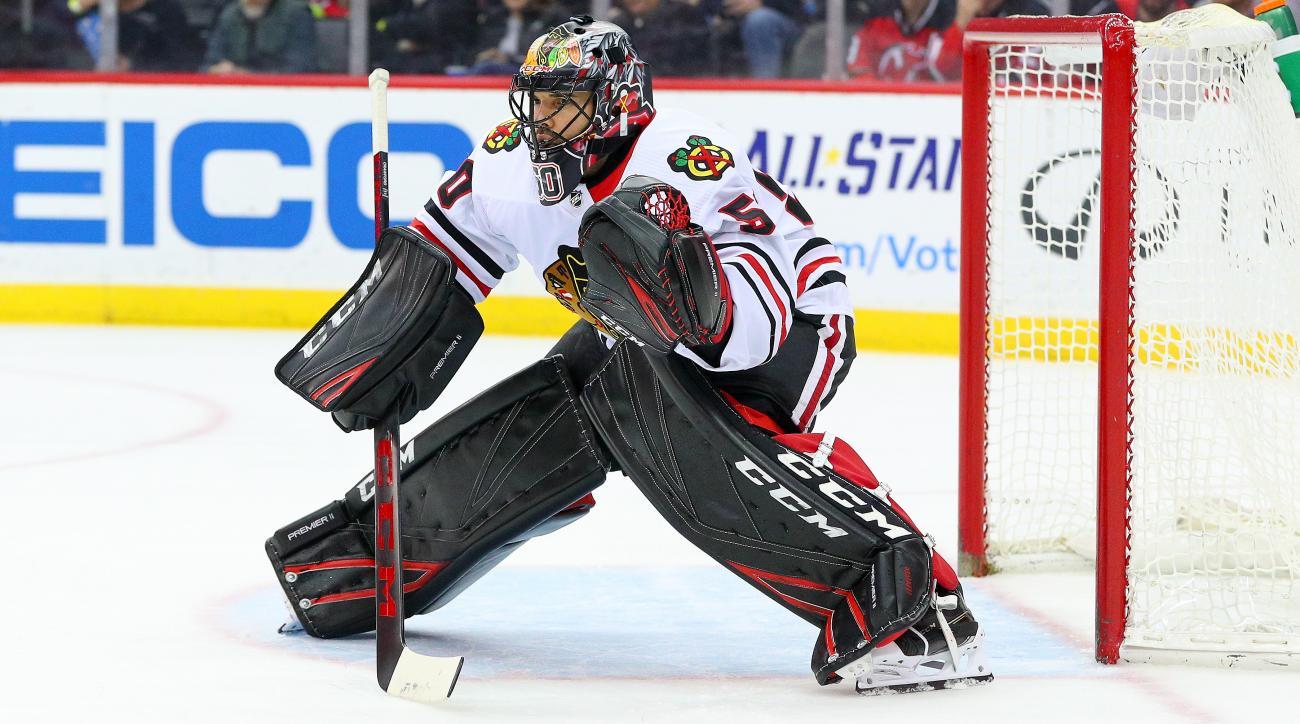 NHL: DEC 23 Blackhawks at Devils