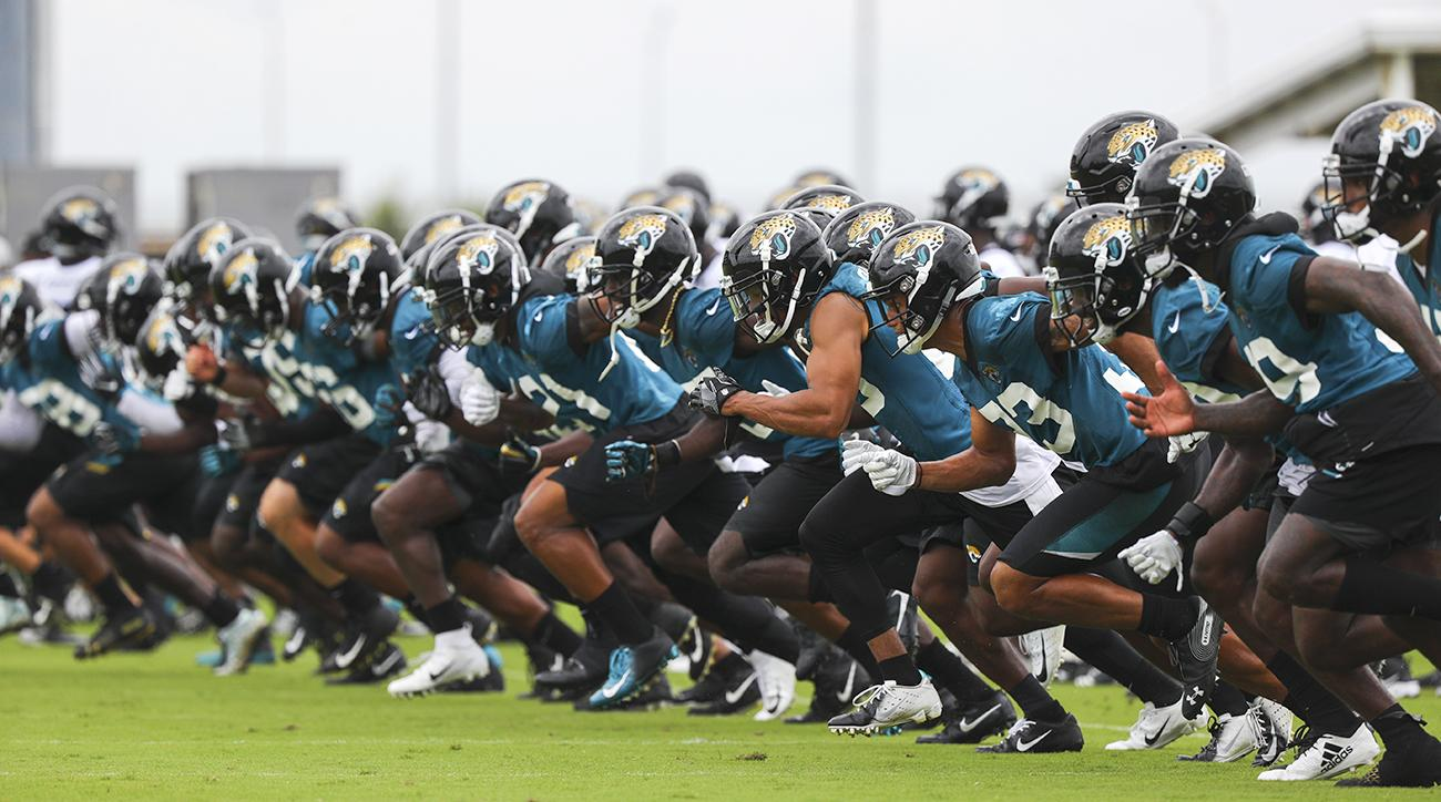 Jaguars Finally Open a Training Camp on the Other Side of the Rebuild b907c38eb