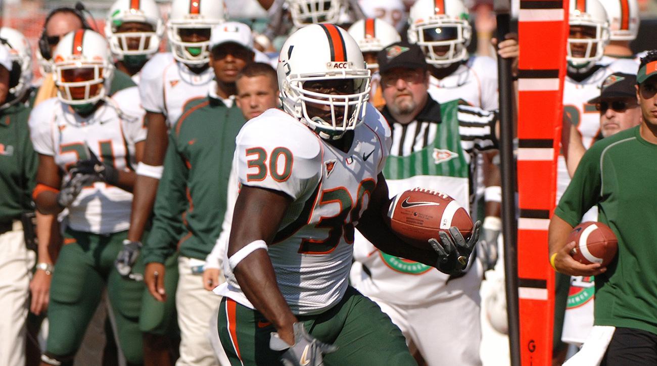 Miami Tyrone Moss