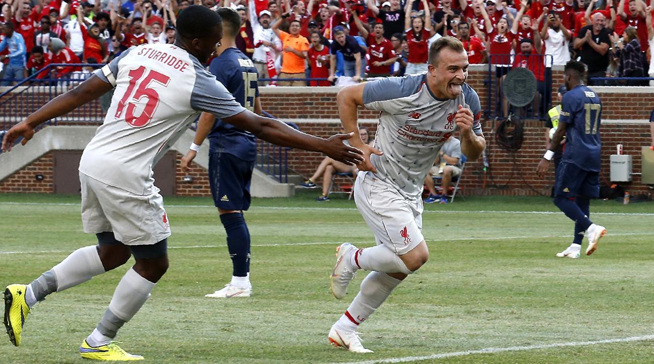 Liverpool - Napoli: Đua nhau khoe sắc