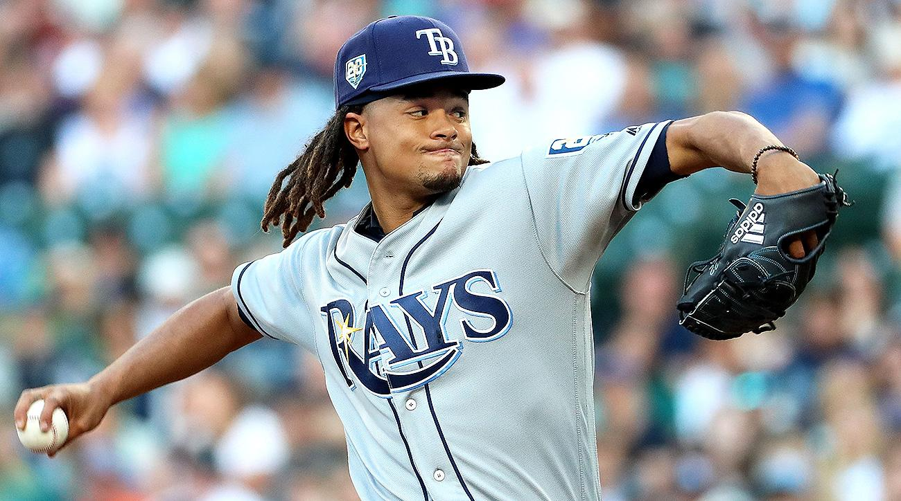 MLB Trade Deadline Live Blog  Chris Archer Headlines Late Flurry of Deals 806e75b1d