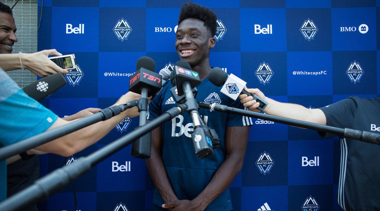 size 40 ca7e1 6f6da Alphonso Davies: Vancouver, MLS's next steps after landmark ...