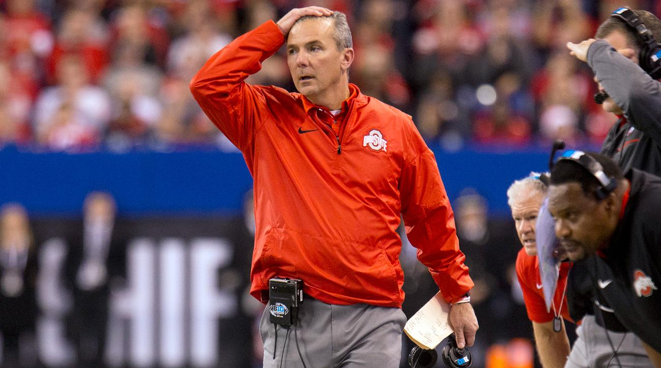 Ohio State Opens Investigation Into Urban Meyer, Whose Job Hangs in the Balance