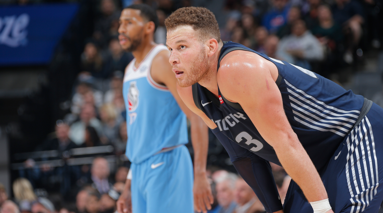 Blake Griffin Has a Massive Child Support Bill