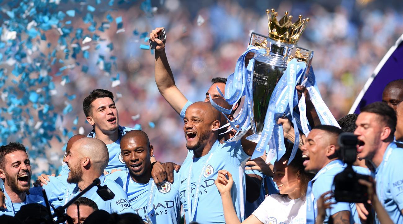 Manchester City premier league preview