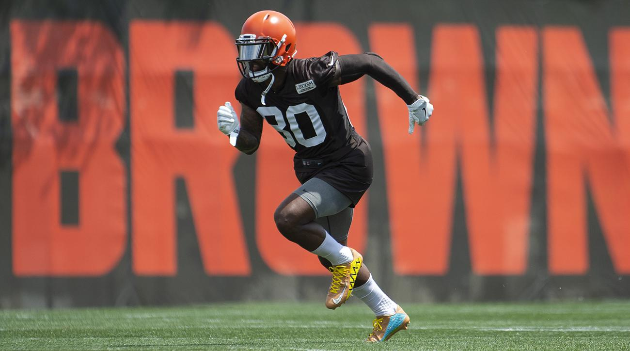 529fc231291 Jarvis Landry says Odell Beckham Jr. would play for the Browns | SI.com