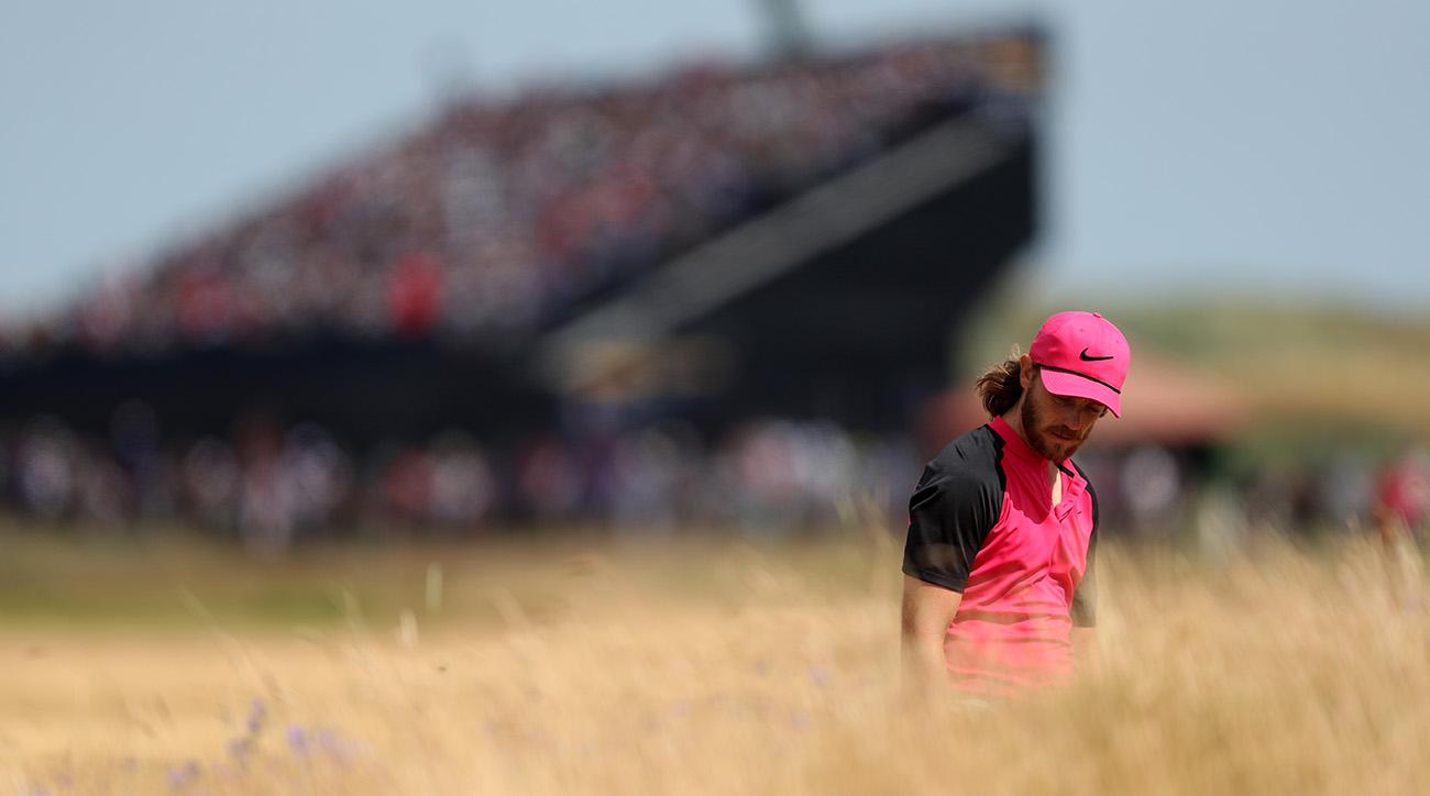 wrong Tommy Fleetwood, British Open, tommy fleetwood british open