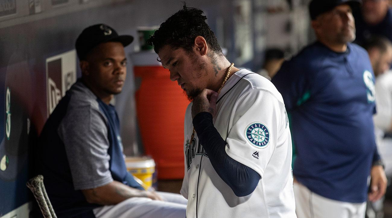 Mariners Send Felix Hernandez To Bullpen