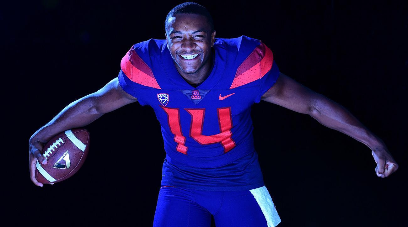 Khalil Tate: Heisman Trophy race, NFL draft long in coming for Arizona Wildcats QB